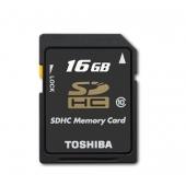 Toshiba SD-K16CL10-BL5 16GB
