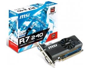 MSI R7 240 2GB 128Bit DDR3