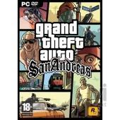 Rockstar Games Grand Theft Auto: San Andreas (PC)