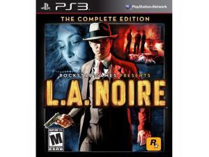 L.A. Noire - Complete Edition (PS3) Rockstar Games
