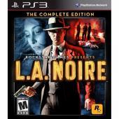 Rockstar Games L.A. Noire - Complete Edition (PS3)
