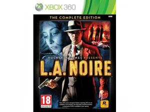 L.A. Noire - Complete Edition (Xbox 360) Rockstar Games