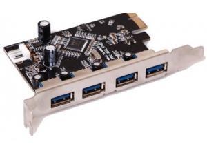 SL-3EX6 PCI Express Usb 3.0 4 Port Kart S-link