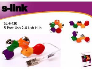 SL-H430 4 Port Usb S-link