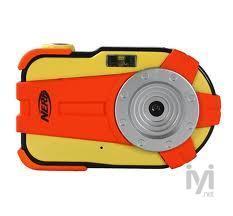 Nerf Dijital Fotoğraf Makinesi Sakar