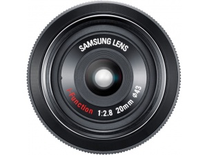 20mm f/2.8 Pancake Samsung