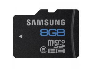 Samsung MicroSDHC 8GB Class 6