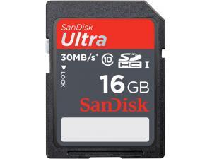 SDHC Ultra 16GB Class 10 Sandisk