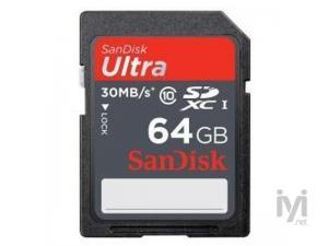 SDXC Ultra 64GB Class 10 Sandisk