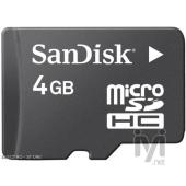 Sandisk SecureDigital Micro 4GB (SDHC)