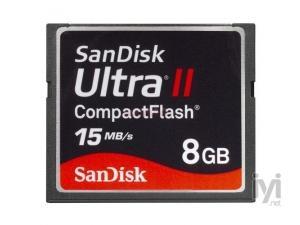 Ultra II CompactFlash 8GB SDCFH-008G Sandisk