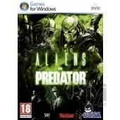Sega Aliens vs Predator