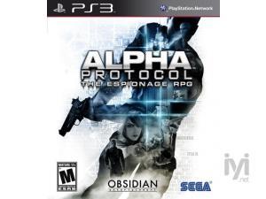 Alpha Protocol Sega