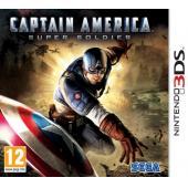 Sega Captain America Super Soldier (Nintendo 3DS)