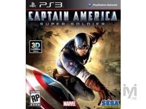 Captan America (PS3) Sega