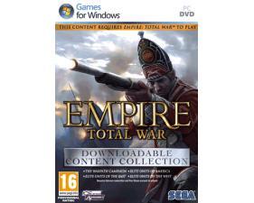 Empire Total War: DLC Collection (PC) Sega