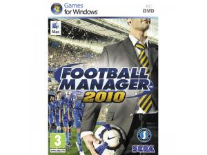 Football Manager 2010 (PC) Sega