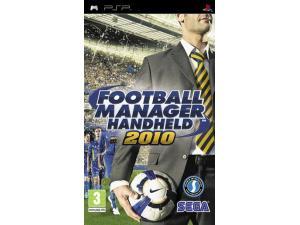 Football Manager 2010 (PSP) Sega