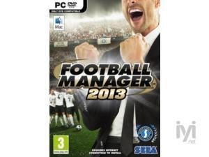 Football Manager 2013 (PC) Sega