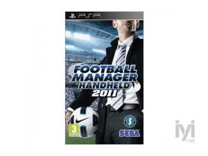 Football Manager Handheld 2011 (PSP) Sega
