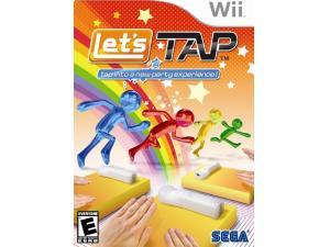 Let's Tap (Nintendo Wii) Sega