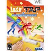Sega Let's Tap (Nintendo Wii)