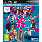 Sega London 2012: Official Game Of Olympics (PS3)