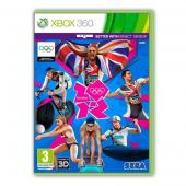 Sega London 2012: Official Game Of Olympics (Xbox 360)