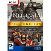 Sega Medieval: Total War - Gold Edition (PC)