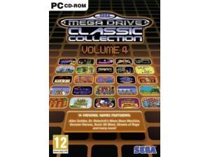 Mega Drive Classic Collection: Volume 4 (PC) Sega