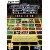 Sega Mega Drive Gold Collection PC