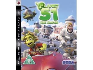 Planet 51 (PS3) Sega