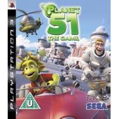 Sega Planet 51 (PS3)