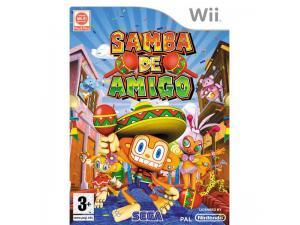 Samba de Amigo (Nintendo Wii) Sega