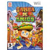 Sega Samba de Amigo (Nintendo Wii)