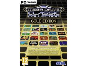Sega Sega Mega Drive - Gold Edition (PC)