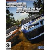 Sega Sega Rally (PC)