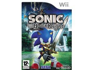 Sonic and the Black Knight (Nintendo Wii) Sega