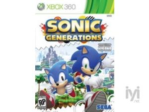 Sonic Generations Xbox 360 Sega