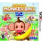 Sega Super Monkey Ball - 3D (Nintendo 3DS)