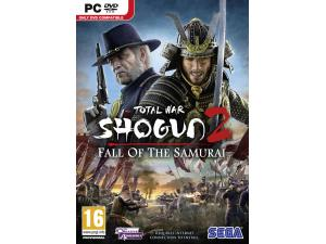 Sega Total War: Shogun 2 Fall of the Samurai PC