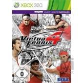 Sega Virtua Tennis 4. (Xbox 360)