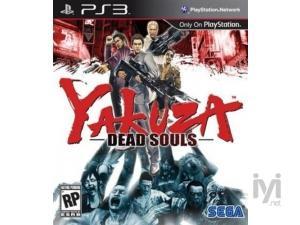 Yakuza Dead Souls PS3 Sega