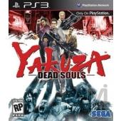 Sega Yakuza Dead Souls PS3