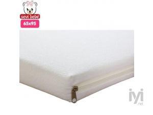 Kitty Sünger Oyun Parkı Yatağı 65x95 Sevi Bebe