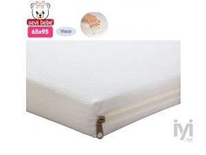 Visco Oyun Parkı Yatağı 65x95 Sevi Bebe