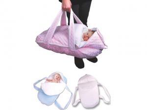 Yeni Doğan Bebek Yatağı Portbebe Sevi Bebe