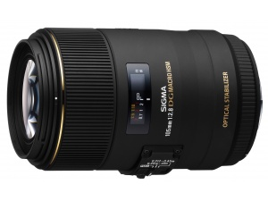 105mm f/2.8 EX DG OS HSM Macro Sigma