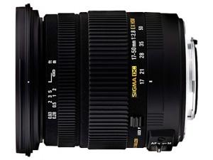 17-50mm f/2.8 EX DC OS HSM Sigma