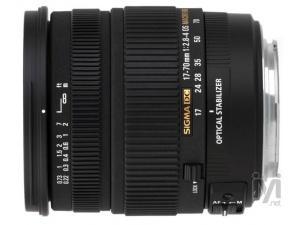 17-70mm f/2.8-4 DC OS HSM Macro Sigma